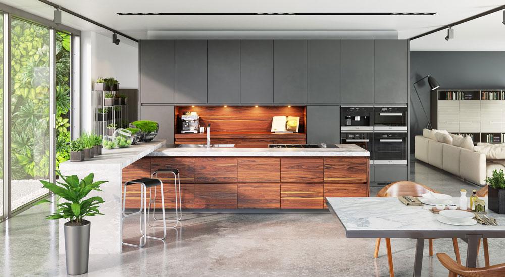 mutfak mobilya dekorasyon