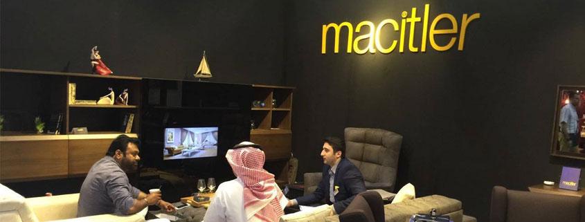 Macitler Dubai Mobilya Fuarı 2016
